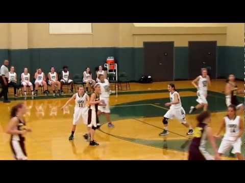 2/5/2013 The John Cooper School vs St. John's Video 1 (Girls)