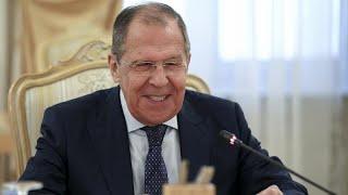 Сергей Лавров: «Мы не просим снять санкции с России»