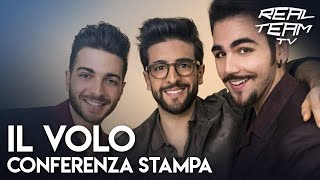 Baixar Il Volo Conferenza Stampa - REAL TEAM TV