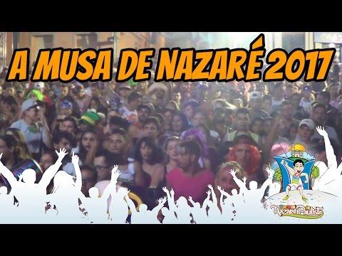 Bloco Musa de Nazaré 2017 - Carnaval de Nazaré Paulista