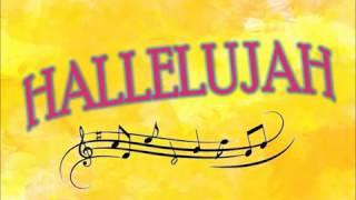 Easter Hallelujah with Lyrics