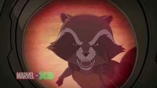 Marvel's Guardians of the Galaxy Season 1, Ep. 4 - Clip 1