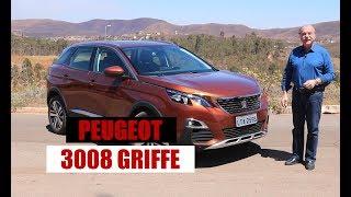 Emilio testa o Peugeot 3008 Griffe 1.6 THP