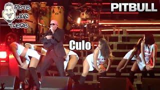 Pitbull - Culo (Germania Insurance Amphitheater, Del Valle, TX 09/12/2021) HD