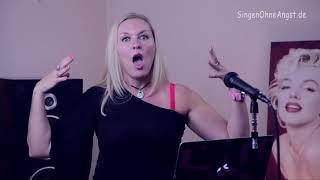 #84 Ohne Bruststimme Laut Singen Lernen
