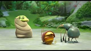 Phim hoạt hình hay nhất năm - Con sâu béo