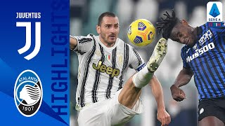 Juventus 1-1 Atalanta | Gollini Helps La Dea to a Point After Chiesa Stunner