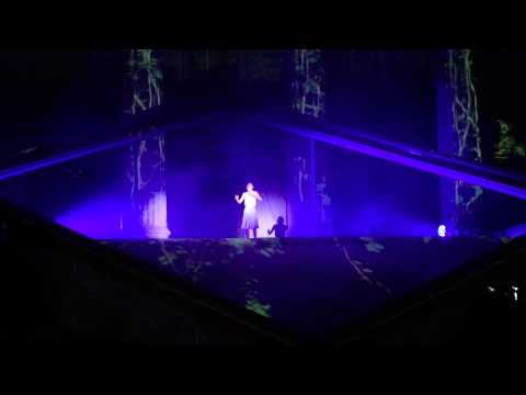 Outdoor musical show at National Art Gallery 29 Nov 2015 part 1.