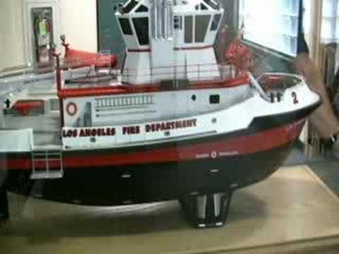 Voit-Schneider Propulsion  LA Fireboat #2-Warner L. Lawrence
