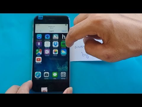 Unlock Icloud With DNS Serverse   How To Log In To Iphone Menu Without Icloud