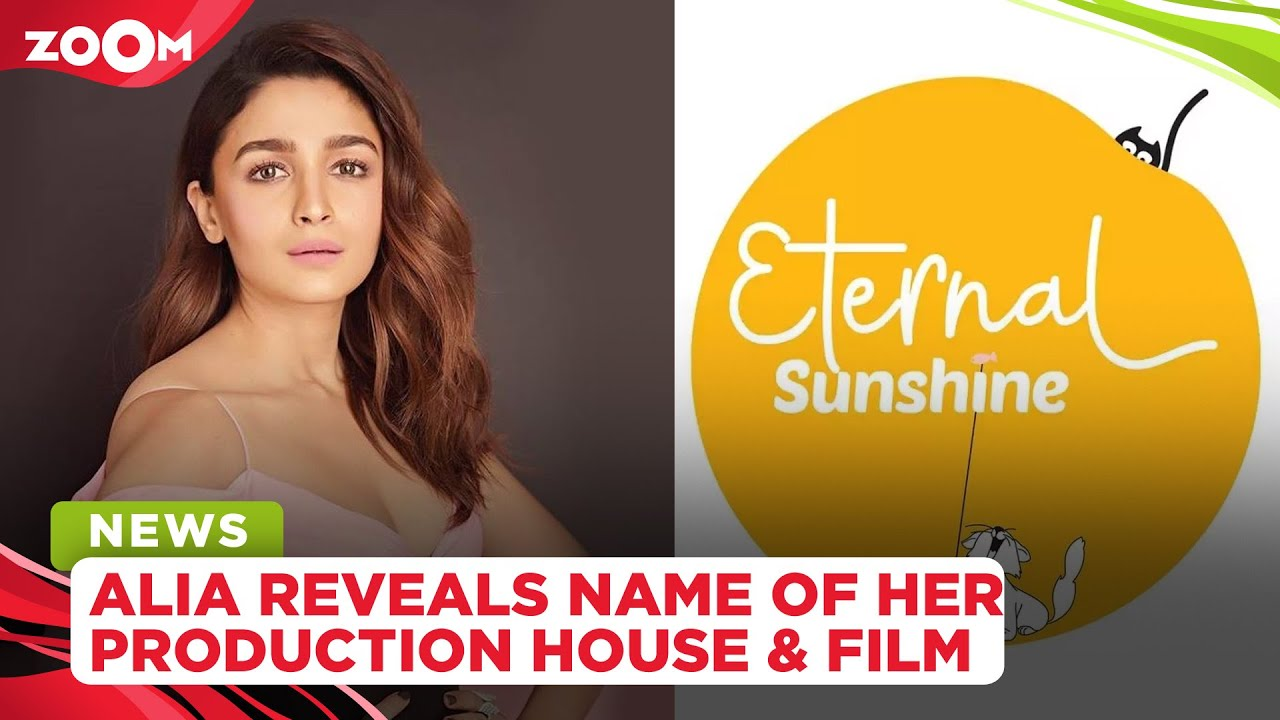 Alia Bhatt unveils the name of her production house, reveals details of film with Shah Rukh Khan