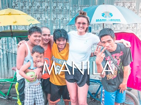 MANILA VLOG | THE  PHILIPPINES
