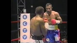 WBA世界フライ級暫定王座決定戦 ホセボニージャVSマウリシオパストラーナ