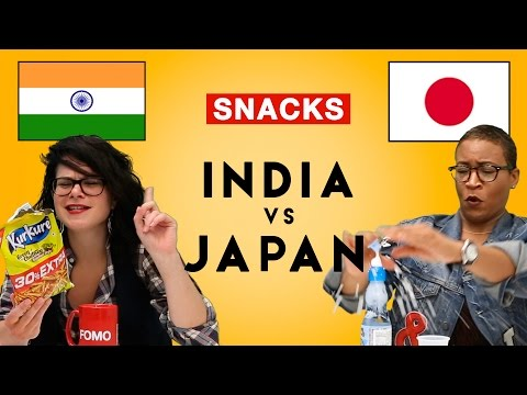 The Hungry Games: India Vs Japan
