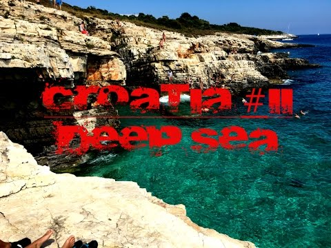 Croatia #2: Pula - Deep Sea [1080p Full-HD]