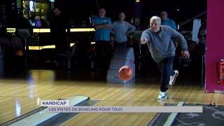 Yvelines | Handicap : Les pistes de bowling pour tous