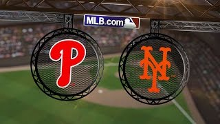 7/29/14: Hamels quiets Mets as Phils hit big homers