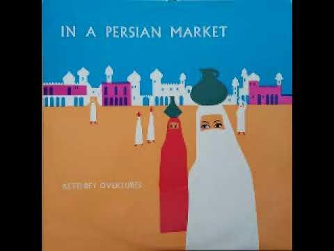 Albert W. Ketelbey – In A Persian Market  Side B  Plak kaydı