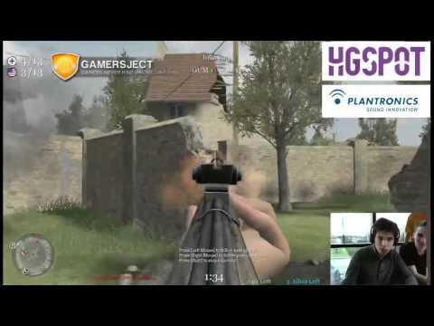 [Gamersject X-Mas Challenge 2011] GumiCukiii vs Atrox Gaming 10 - 13 // 1. kolo - Grupa B