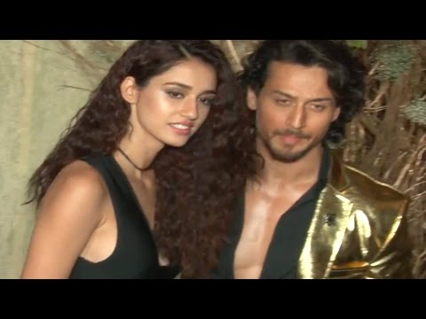 Tiger Shroff walks hand in hand with girlfriend Disha Patani @ Manish Malhotra's party thumbnail