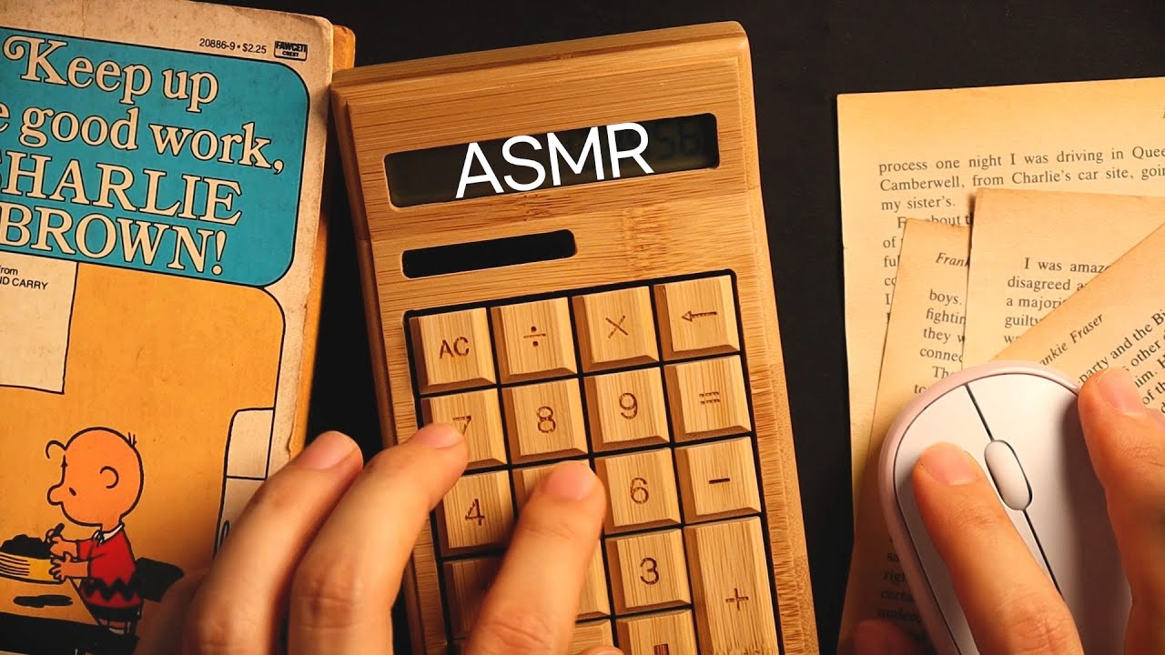 ASMR Best Triggers for 100% Sleep🌙 ASMR학과 수면학개론 제 2강