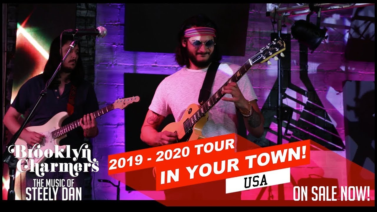 Steely Dan Tour Dates 2020.Brooklyn Charmers 2019 2020 Us Tour Dates Announced