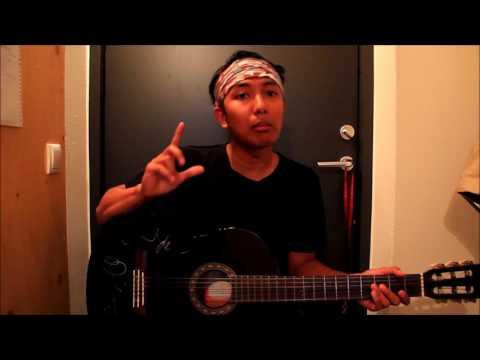 Tutorial Gitar - Menuju Senja (Payung Teduh)