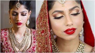 Recreating my Indian Wedding Bridal Makeup!