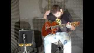 TANGLEWOOD T6 ACUSTIC AMPLIFIER DEMO BY MARCO VITALI