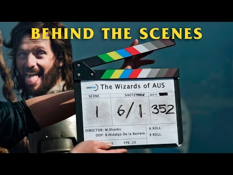 THE WIZARDS OF AUS || Behind the Scenes Teaser