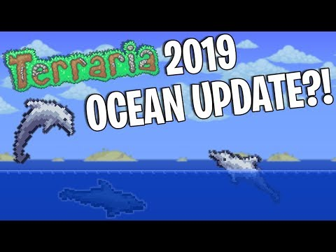 Terraria is finally updating the Ocean! - Terraria 1.3.6