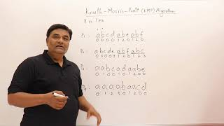 Video 9.1 Knuth-Morris-Pratt KMP String Matching Algorithm download MP3, 3GP, MP4, WEBM, AVI, FLV November 2018