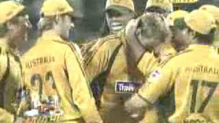 India Vs Australia 7th ODI Future Cup 2007 Highlights Part 3 of 4
