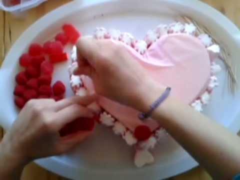 Como Decorar Tarta De Gominolas