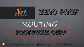 Le Protocole OSPF Configuration de Router ID #CCNAv5#Darija