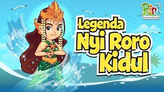 Legenda Nyi Roro Kidul | Dongeng Anak Bahasa Indonesia | Cerita Rakyat dan Dongeng Nusantara