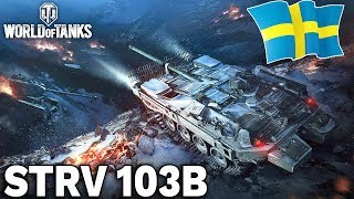 ZWARIOWAŁEM - Strv 103B w Turnieju 1vs1 - World of Tanks