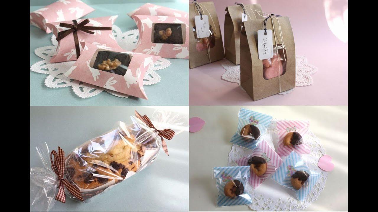 包装 バレンタイン