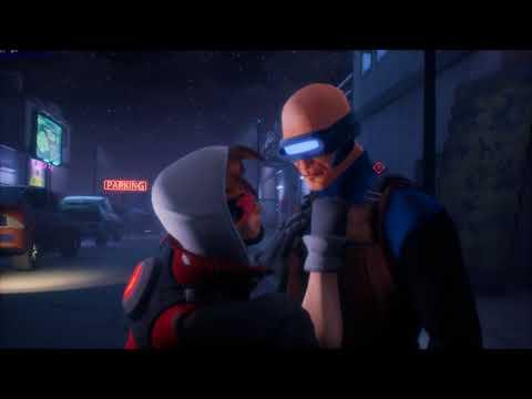 Quantum Replica gameplay - GogetaSuperx |