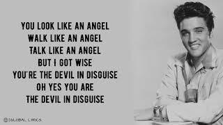 WALK LIKE AN ANGEL - TikTok - Elvis Presley (Lyrics) 🎵