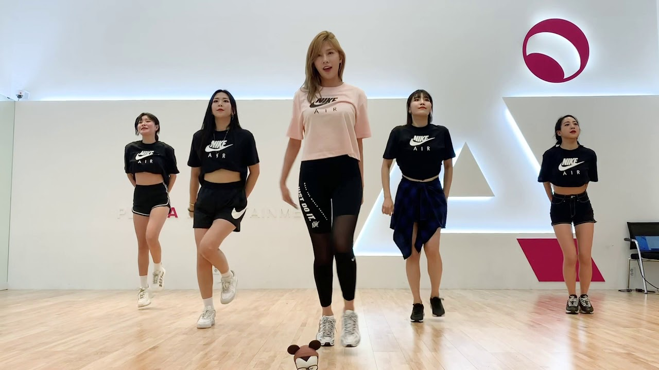OH HAYOUNG(오하영) Don't Make Me Laugh DANCE SPOILER #1
