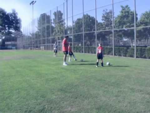 Coaching Kicking ch. 2  How to Coach Kids to Kick a Soccer Ball  The Plant Foot