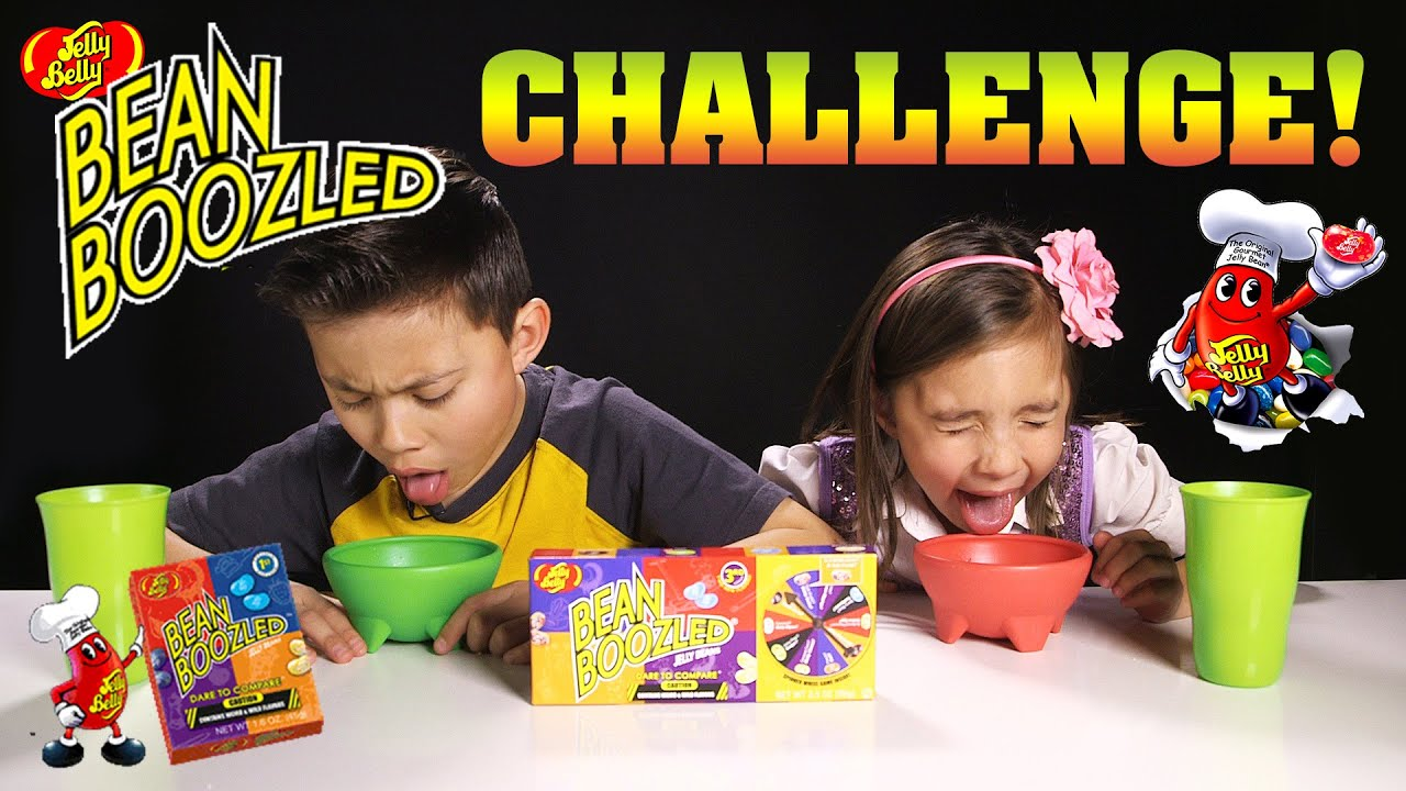 1ec8116a671 BEAN BOOZLED CHALLENGE! Super Gross Jelly Belly Beans! - YouTube