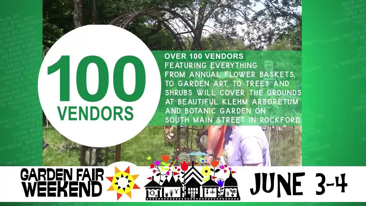 Klehm Arboretum 2017 Garden Fair