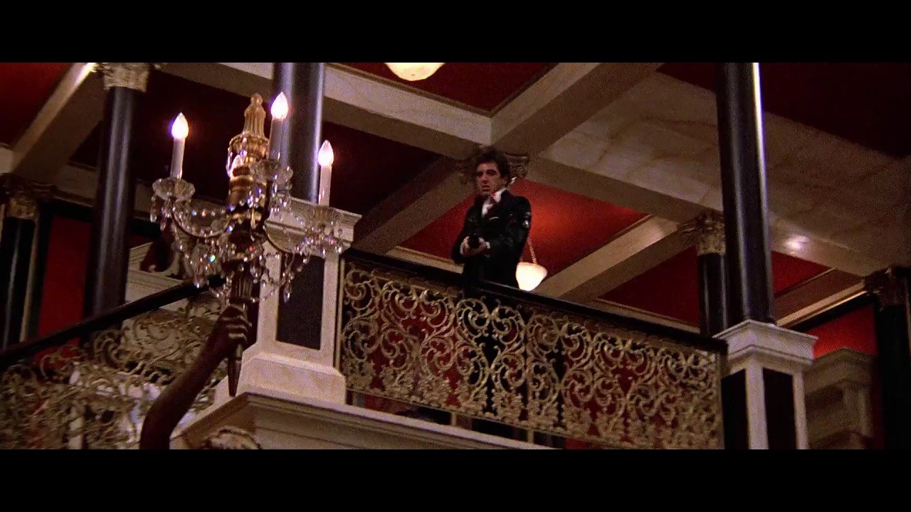 Download Scarface 1983 Ending Bluray Say Hello To My Little Friend