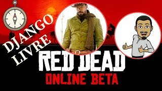 RED DEAD REDEMPTION ONLINE - DJANGO LIVRE