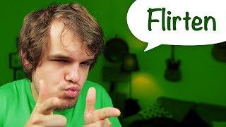 10 Arten zu flirten