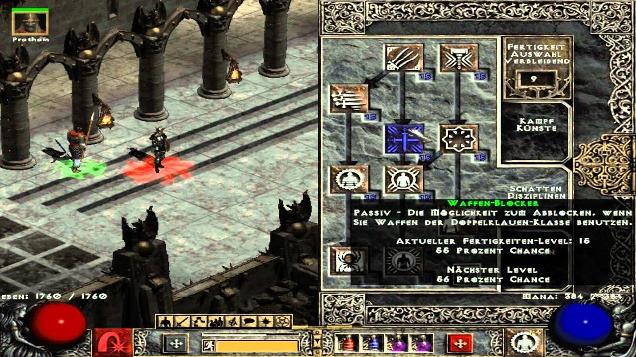 Diablo 2 Assa Pvm Trap Guide mit Gameplay [HD+] - YouTube