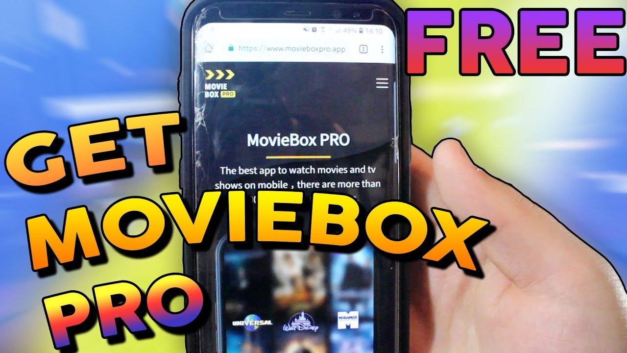 How To Get New Moviebox Pro For Android 2019 No Root Youtube