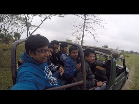 A tour with friends | Assam and Meghalaya